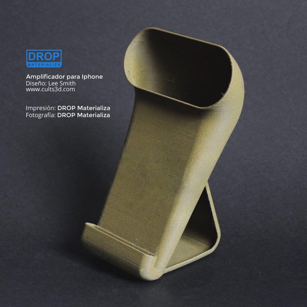 Biopolímero PLA + madera - EasyWood