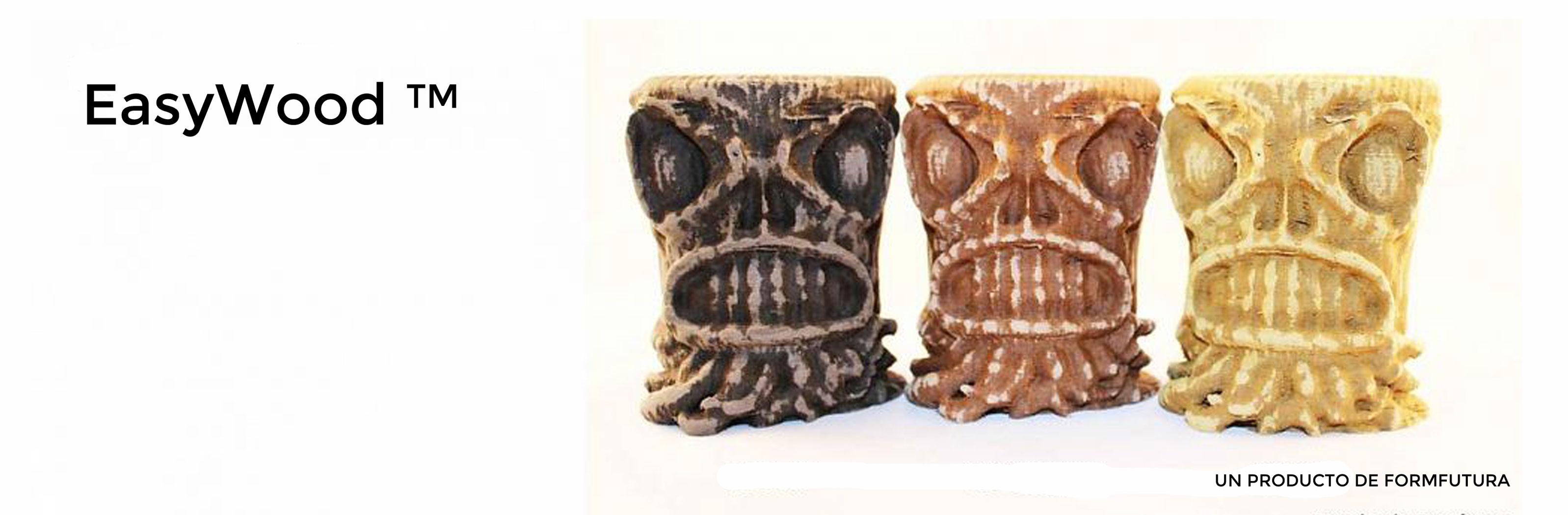 Impresión 3D materiales especiales